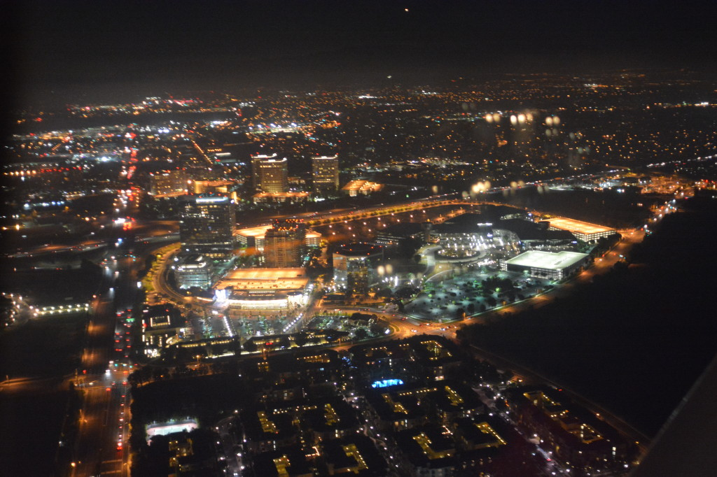 Anaheim-Santa Ana-Irvine, California