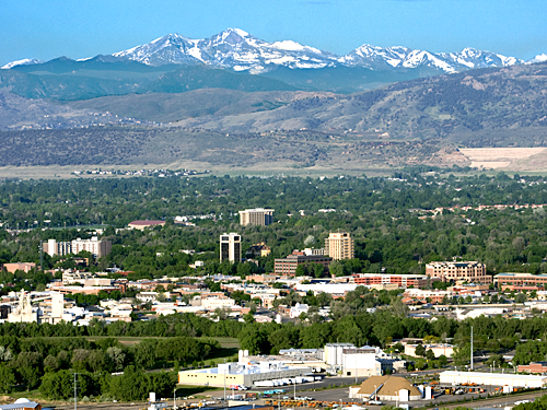 Fort Collins-Loveland, Colorado