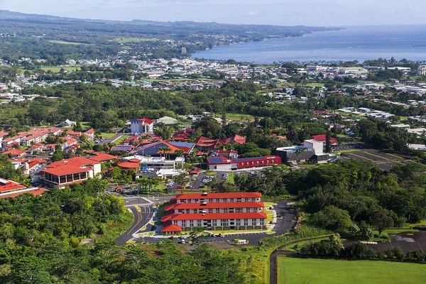 1.UNIVERSITY OF HAWAII, HILO