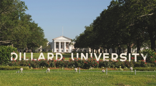 Dillard-University-Small-Colleges-for-Biology-Degrees