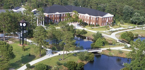 UNIVERSITY OF NORTH CAROLINA, WILMINGTON